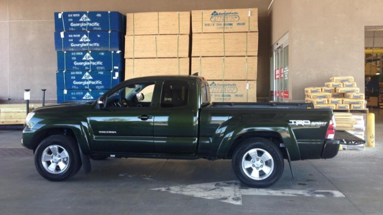 In Our Garage: 2014 Toyota Tacoma 4×2 TRD Sport