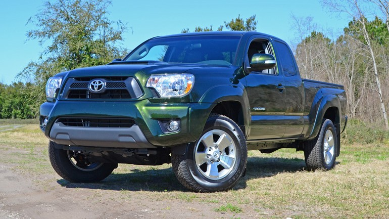 2014 Toyota Tacoma PreRunner Access Cab TRD Quick Spin Back To The Future
