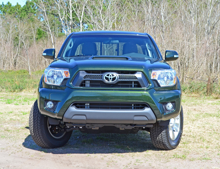 Toyota Tacoma Access Cab Prerunner Trd Front