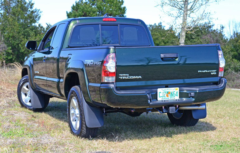 2014 Tacoma Updates Release | Auto Review, Price, Release ...