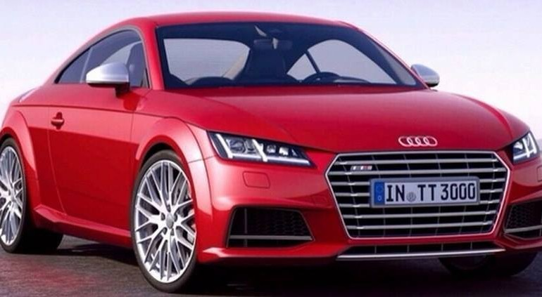 2015 Audi TT Leaks Onto Web