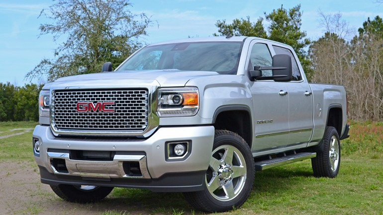 In Our Garage: 2015 GMC Sierra 2500HD Denali