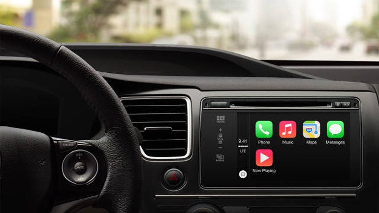 Apple To Change Up the Car Game with CarPlay