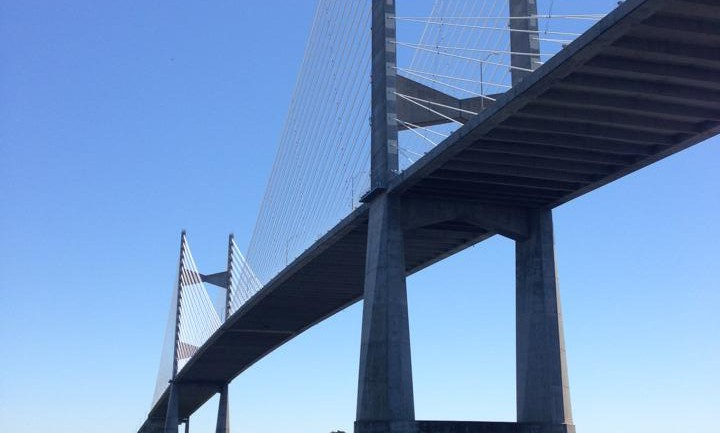 Happy 25th birthday to the Dames Point Bridge