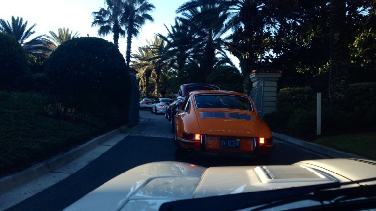 A Dream Come True: Cars and Coffee at the Concours