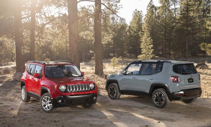 2014 Geneva Auto Show: 2015 Jeep Renegade Joins the Jeep Global Portfolio As Most Capable Small SUV