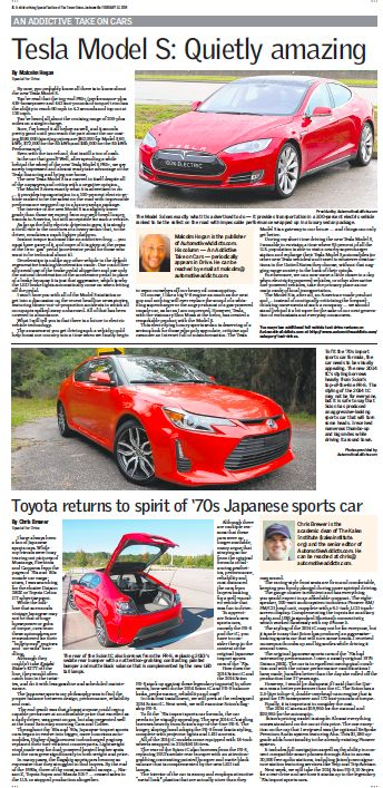Times-Union February 22 2014