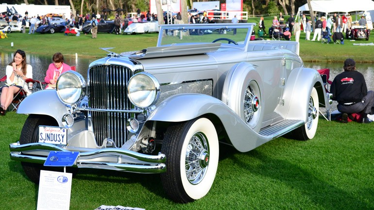 A Concours for Everyone: Preview for the 19th Annual Amelia Island Concours d'Elegance