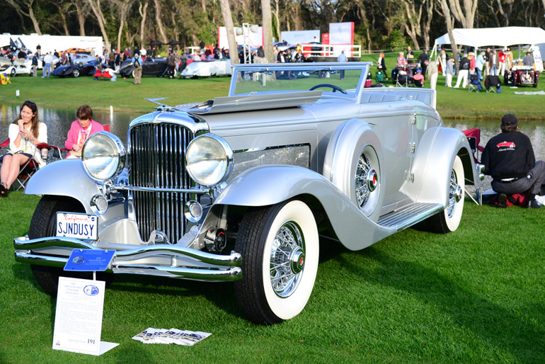 A Concours For Everyone Preview For The Th Annual Amelia Island - Amelia island car show