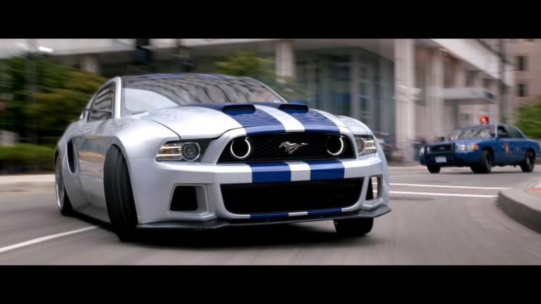 Quick Impressions of 'Need For Speed' Movie