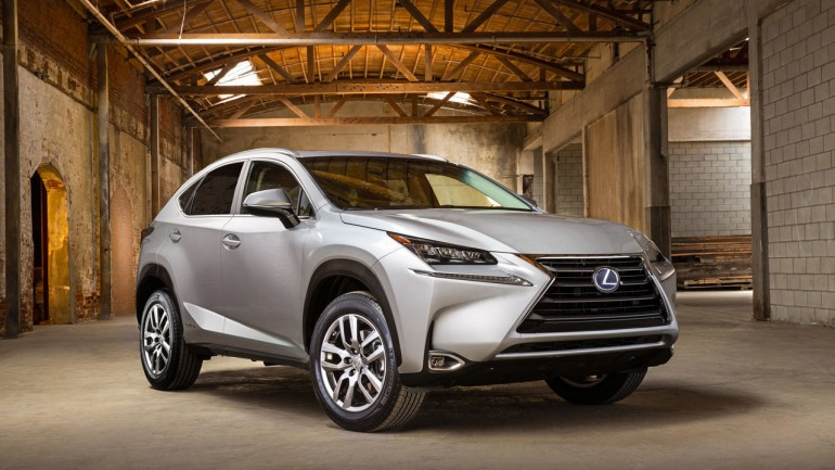 2015 Lexus NX Officially Launched As New Compact Luxury Crossover
