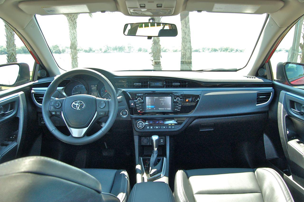 2014 Toyota Corolla Xli Autos Weblog