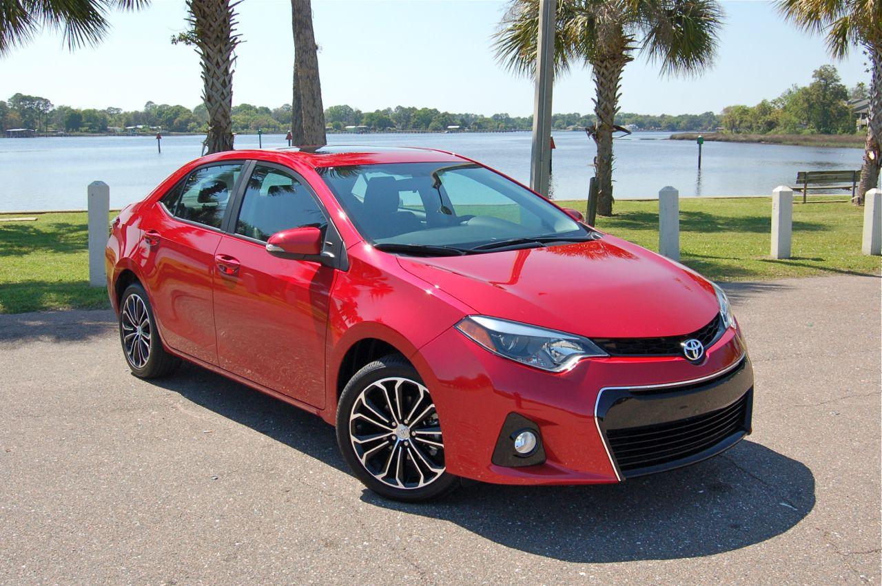 All New 2014 Toyota Corolla S Premium