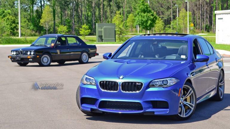 In Our Garage: 2014 BMW M5