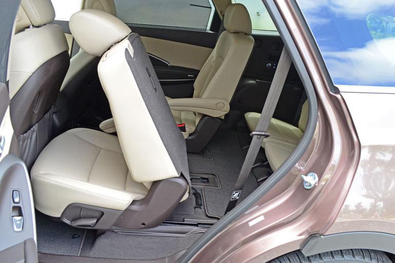 2014 Hyundai Santa Fe Limited Quick Spin