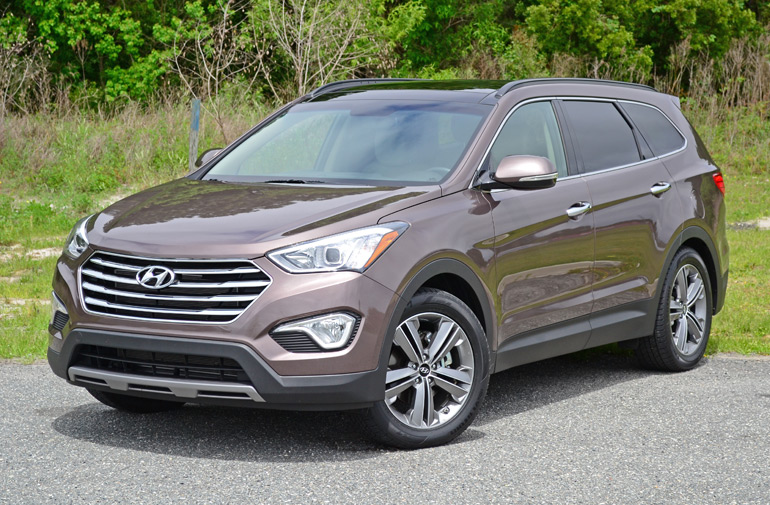2014 Hyundai Santa Fe Limited For Sale >> In Our Garage: 2014 Hyundai Santa Fe Limited