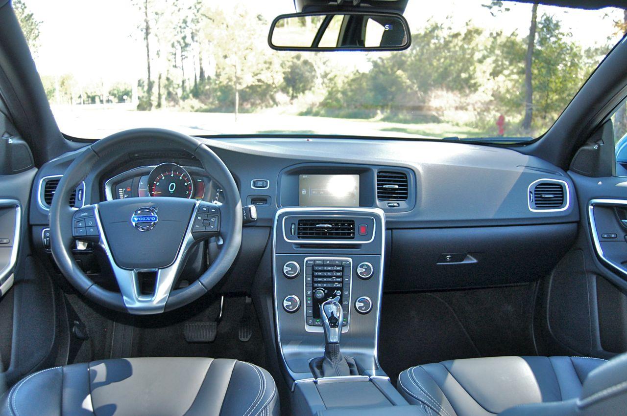 Land Rover Jacksonville >> 2015 Volvo V60 T5 dashboard