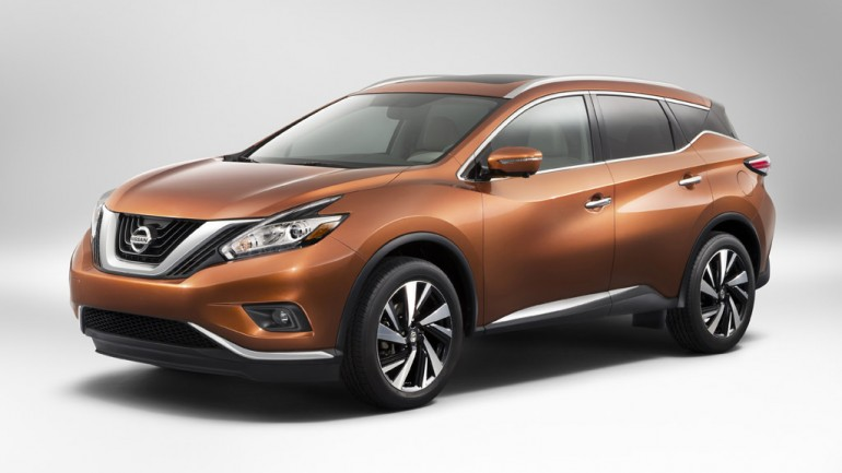 2015 Nissan Murano Revealed Leading Up to Official 2014 NY Auto Show Debut