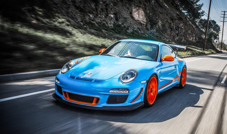Sharkwerks 2011 Porsche 911 997 Gt3 Rs In Jay Leno S Garage Video
