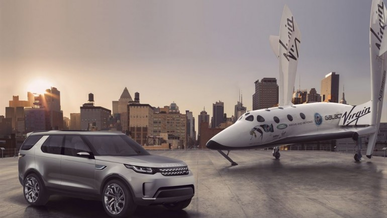 Land Rover Discovery Vision Concept Revealed Before 2014 NY Auto Show Debut