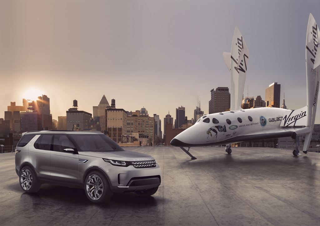 Land Rover Discovery Vision Concept Revealed Before 2014 NY Auto ...