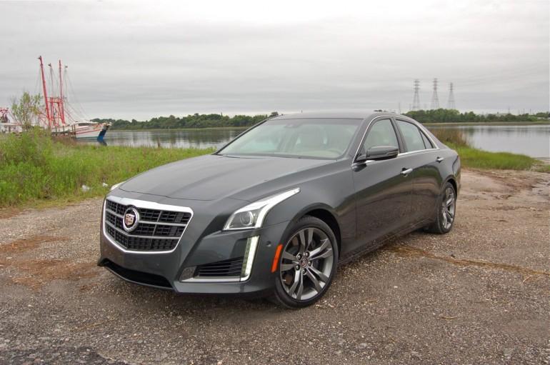 2014 Cadillac CTS V-Sport