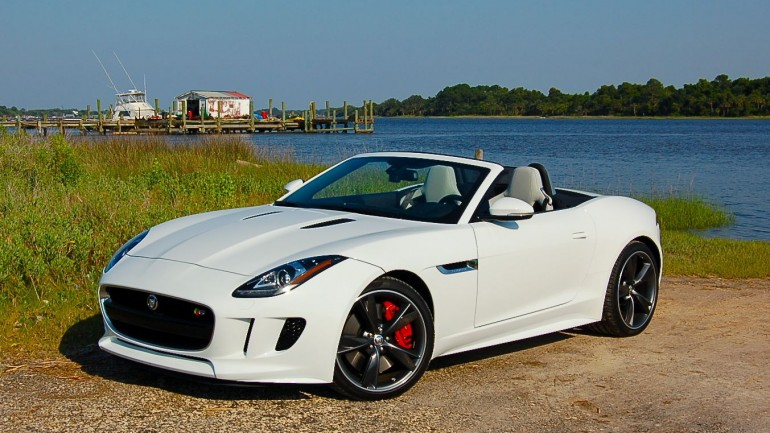 In Our Garage: 2014 Jaguar F-Type S Convertible