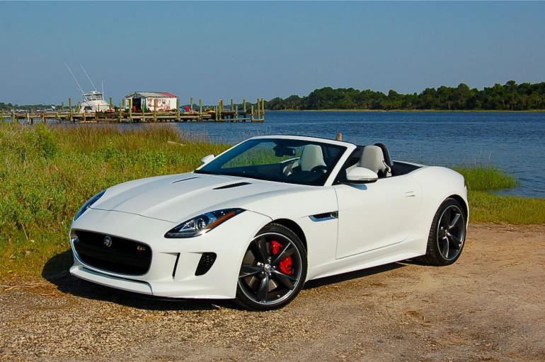In Our Garage 2014 Jaguar F Type S Convertible