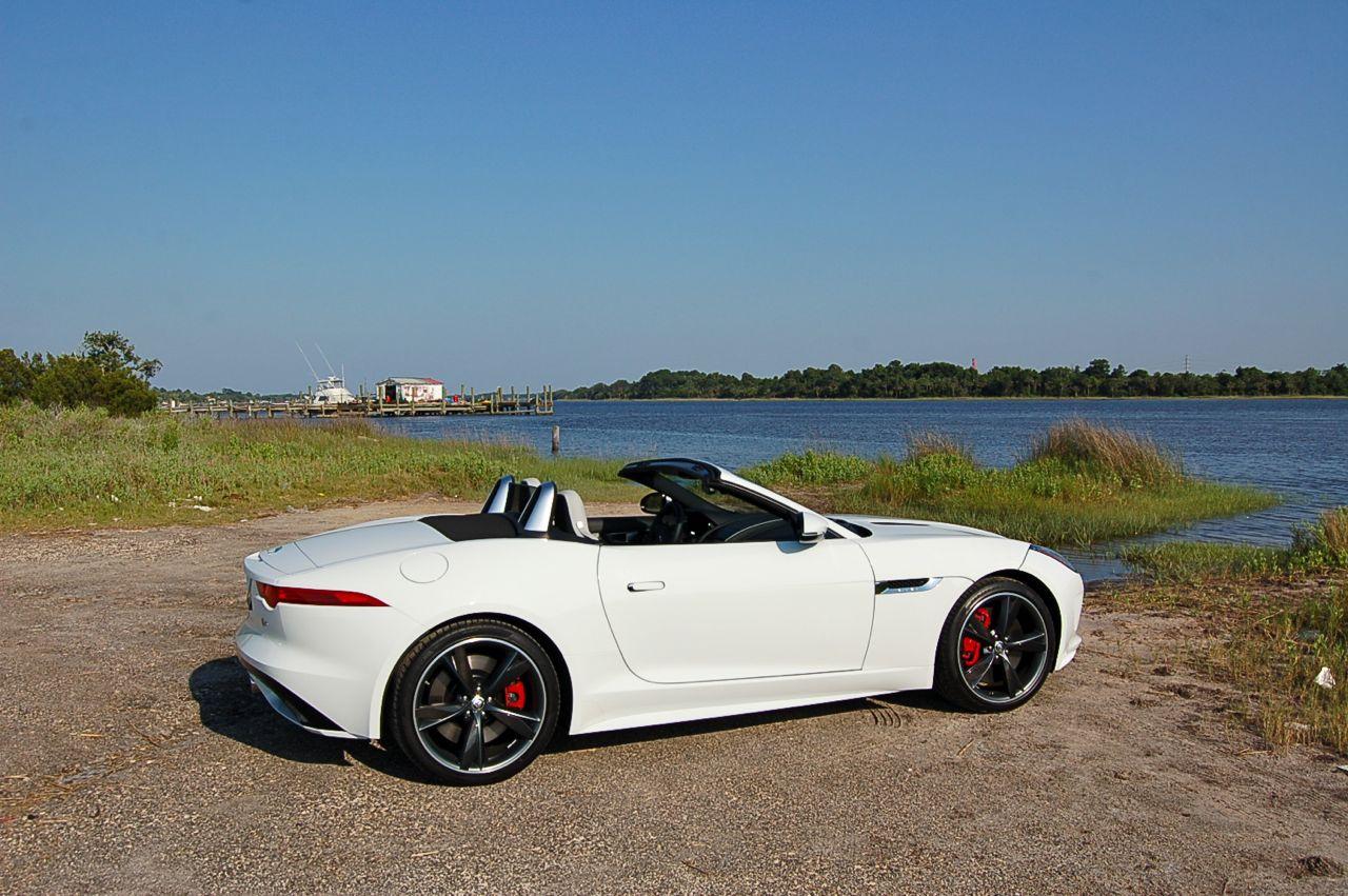 impressive scoring drive for 2014 jaguar f type s convertible. Black Bedroom Furniture Sets. Home Design Ideas