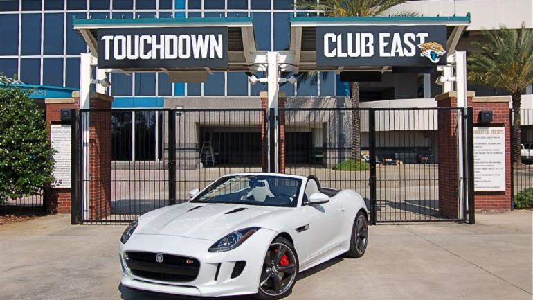 Impressive scoring drive for 2014 Jaguar F-Type S Convertible