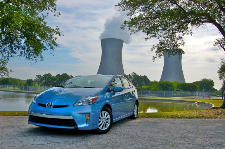 2014 Prius Plug In Power Plant