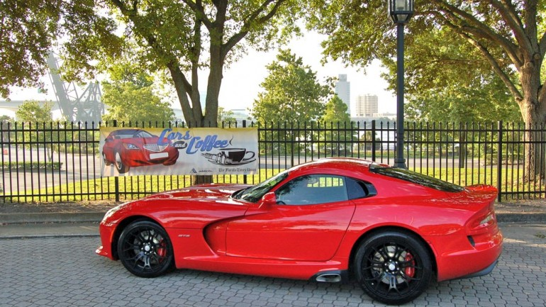 A good life, with cars, coffee and a captivating Viper
