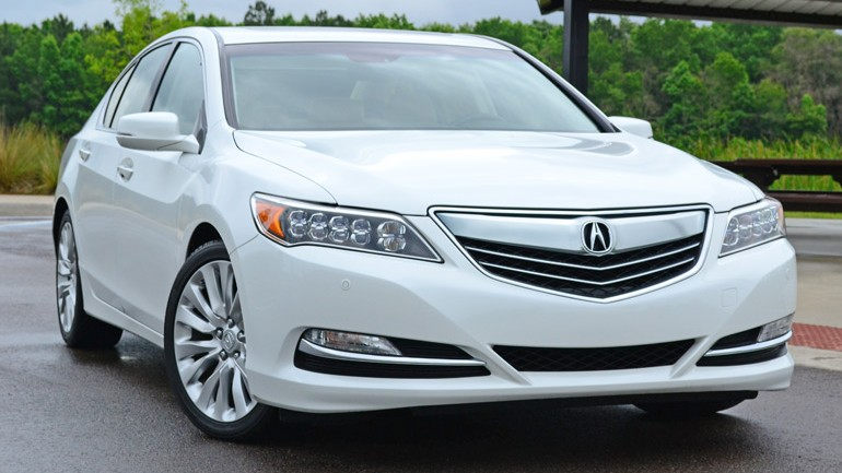 In Our Garage: 2014 Acura RLX