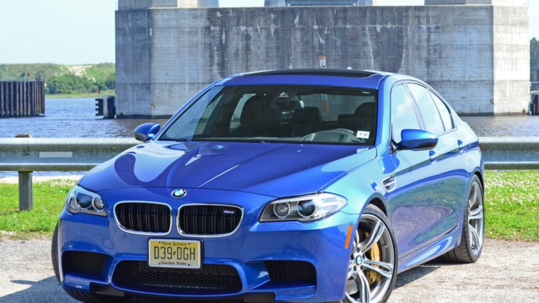 2014 BMW M5 Competition Package Review & Test Drive
