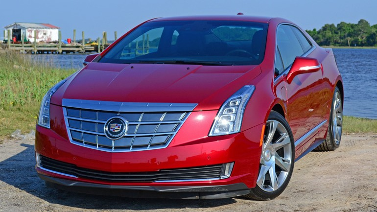 2014 Cadillac ELR Review & Test Drive