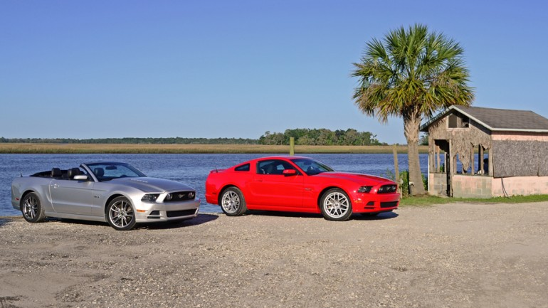 2014 Ford Mustang GT – A Farewell Tribute Anticipating the All-New 2015 Mustang