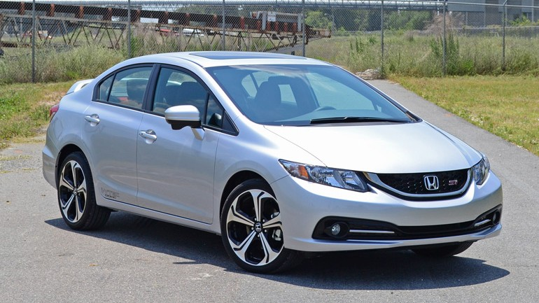 2014 Honda Civic Si Sedan Review & Test Drive