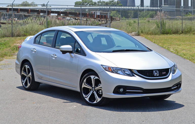 2014 honda civic sedan  | automotiveaddicts.com