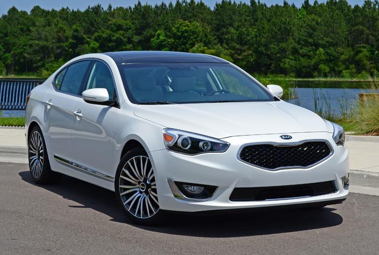 Subaru Premium 2014 >> 2014 Kia Cadenza Premium Review & Test Drive
