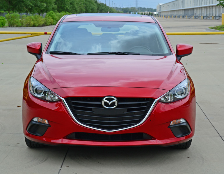 2014 Mazda3 I Grand Touring Hatchback 6 Speed Manual