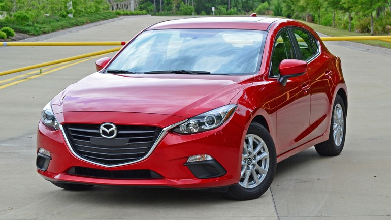 2014 Mazda3 i Grand Touring Hatchback 6-Speed Manual Review & Test Drive