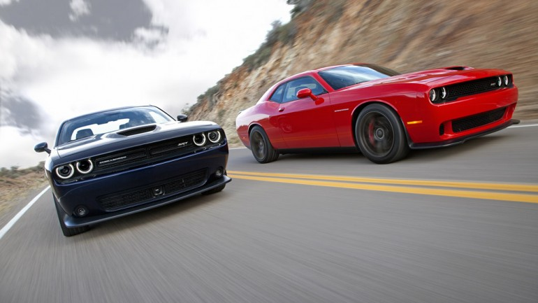 Dodge Unleashes Most Powerful Challenger Ever – 600+ HP 2015 Challenger SRT HEMI Hellcat