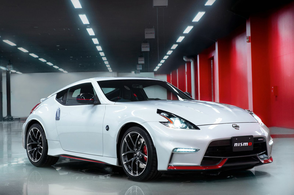 2015 Nissan 370z Nismo Makes Surprise World Debut At Zdayz Event