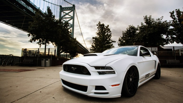 MMD is giving Away the May 2014 Muscle Mustangs & Fast Fords Cover Car