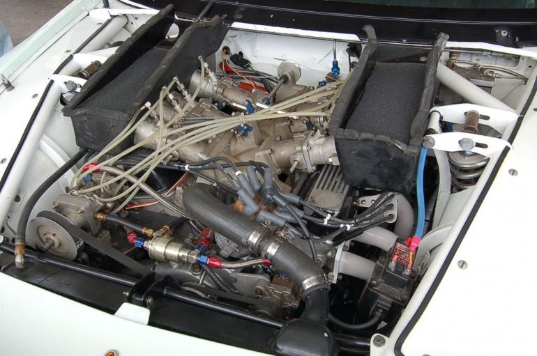 TR8 Engine