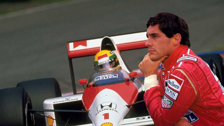 Ayrton's Wish – Tribute to Ayrton Senna: Video