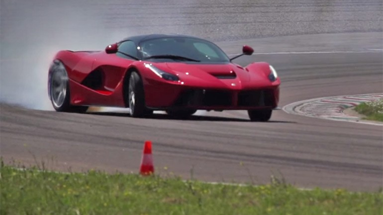 Astonishing LaFerrari Impressions Come Out in Recent Reviews: Videos