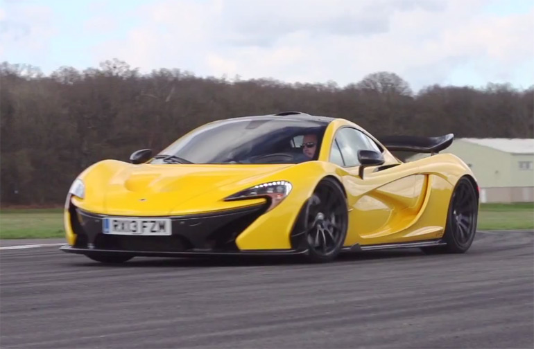 mclaren-p1-ignition-track-session