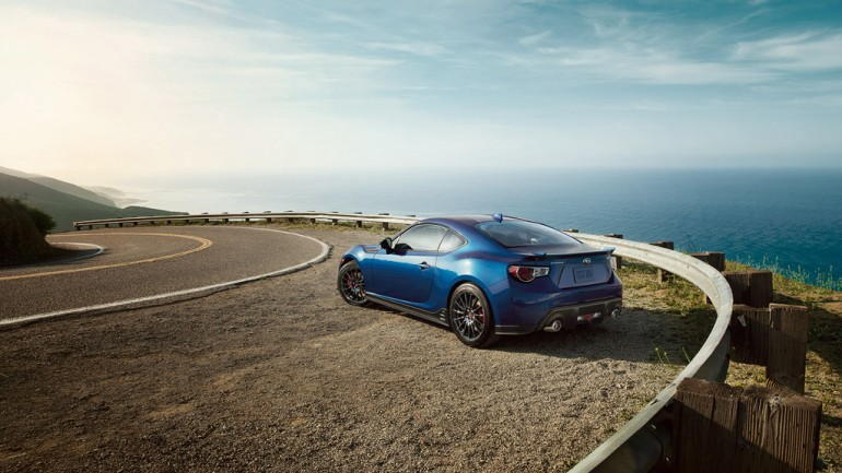 2015 Subaru BRZ Series.Blue Almost Gets It Right