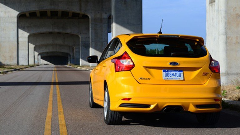2015 Ford Focus ST To Debut at Goodwood Festivals of Speed: Teaser Video